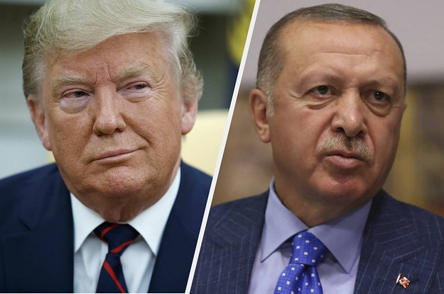 """Trump Told Turkey's President """"Don't Be A Fool!"""" In A Letter So Bizarre People Thought It Was A Hoax"""