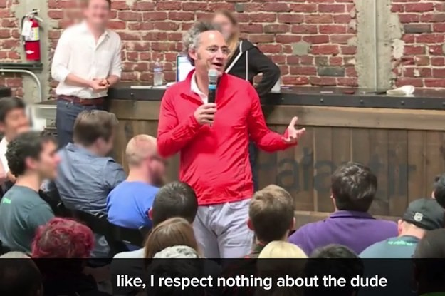 Video Shows Palantir CEO Ridiculing Trump And Slamming His Immigration Rhetoric