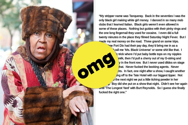 "This Black Woman's Spicy Story On ""Humans Of New York"" Is All The Internet Can Talk About, So Please Hold On To Your Edges"
