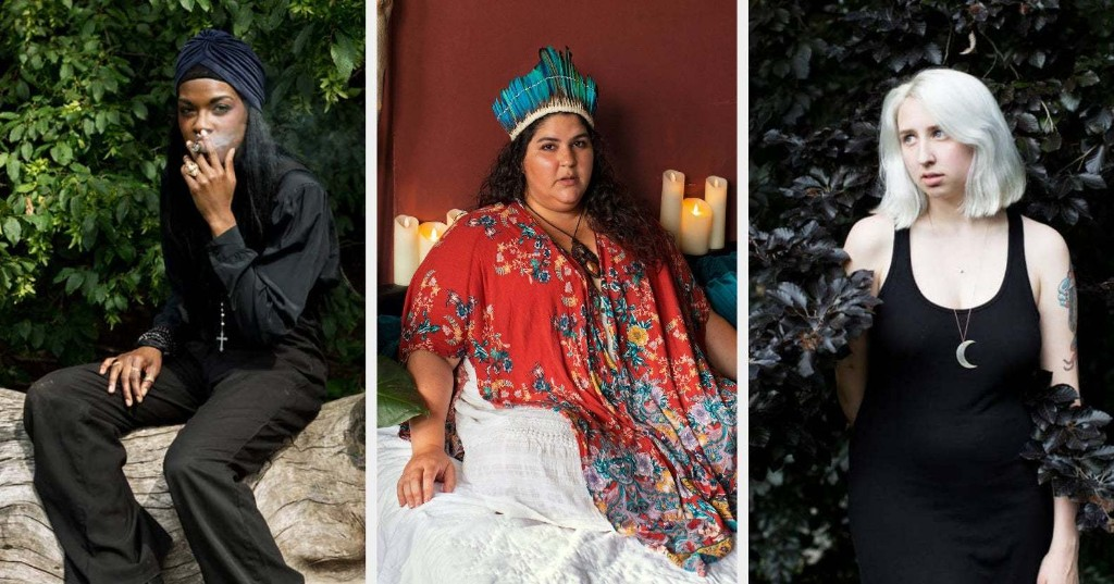 11 Powerful Portraits Of Modern American Witches