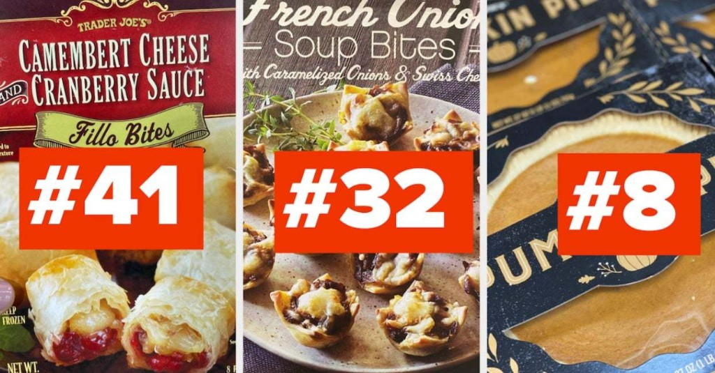 "50-Plus Trader Joe's Thanksgiving Foods Ranked From ""Skip It"" To ""Must Try"""