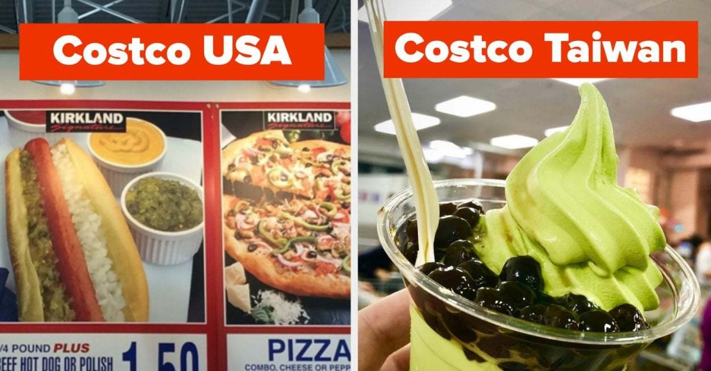 Here's What Costco Food Courts Serve All Around The World