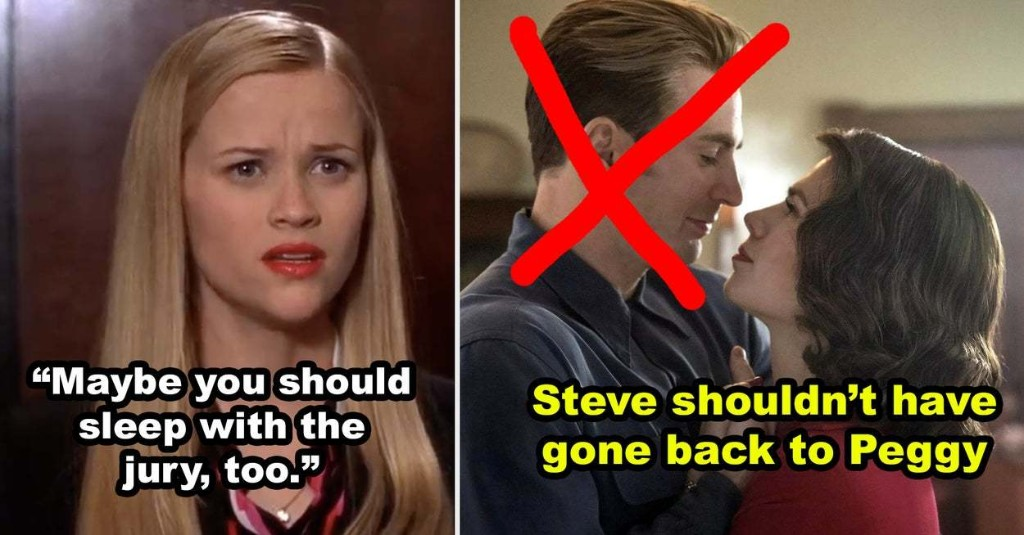 16 Infuriating Movie Moments That Never, Ever Should Have Happened