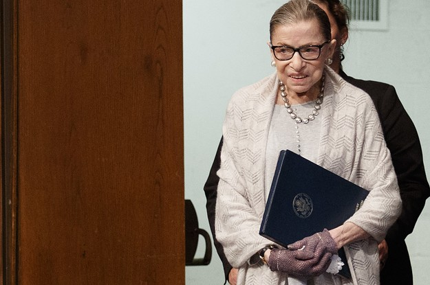 Ruth Bader Ginsburg's Most Memorable Supreme Court Opinions