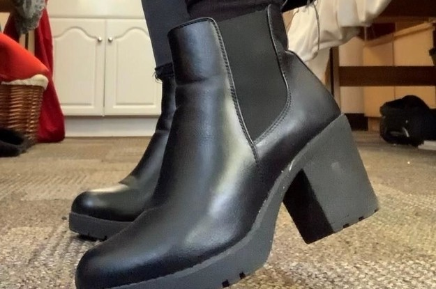 30 Pairs Of Shoes For People Who Only Wear Black To Wear This Winter