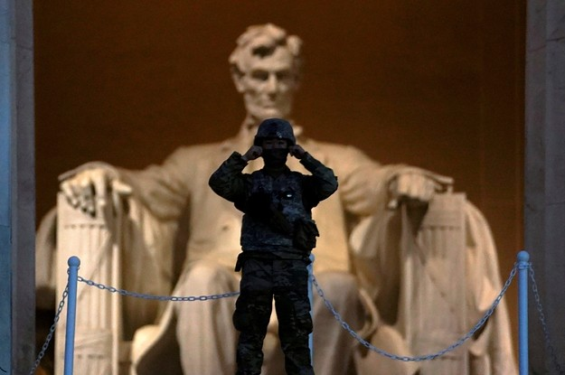 Lawmakers Call For Halt To Covert Surveillance Of Protesters By DEA