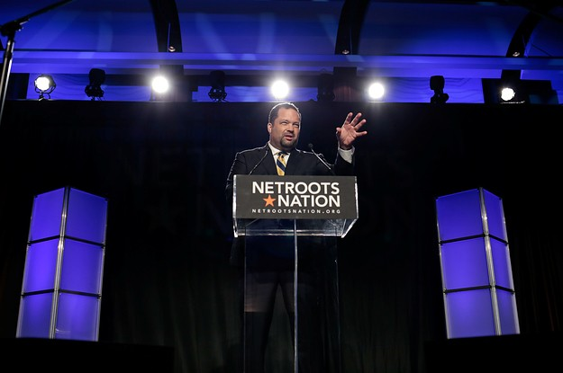 Kamala Harris Endorses Ben Jealous In The Race For Maryland Governor