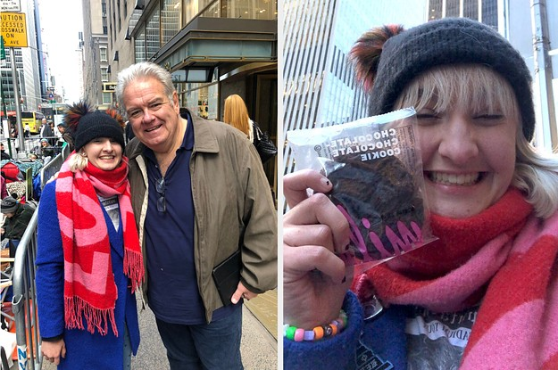 """Jim O'Heir, AKA Jerry From """"Parks & Rec,"""" Bought Cookies For Fans In Line For """"SNL"""""""