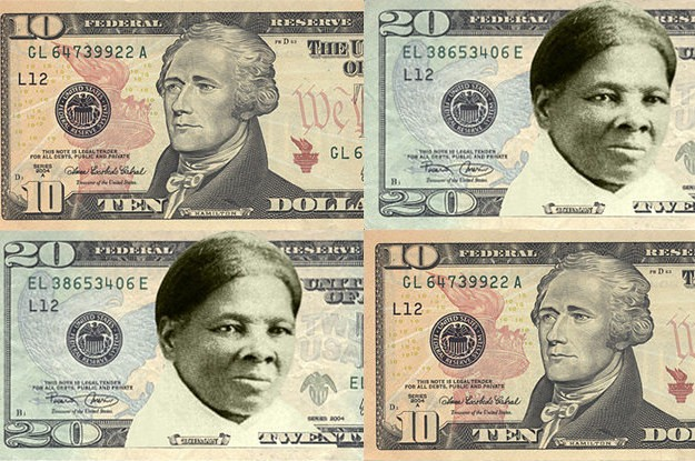 Historic Overhaul Will Place Harriet Tubman, MLK, Marian Anderson, And Susan B. Anthony On New U.S. Currency