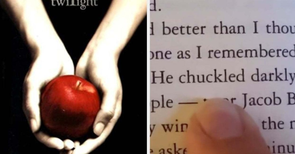 "Someone On TikTok Pointed Out The Overuse Of The Word Chuckled In The First ""Twilight"" Book And I'm Actually Chuckling"
