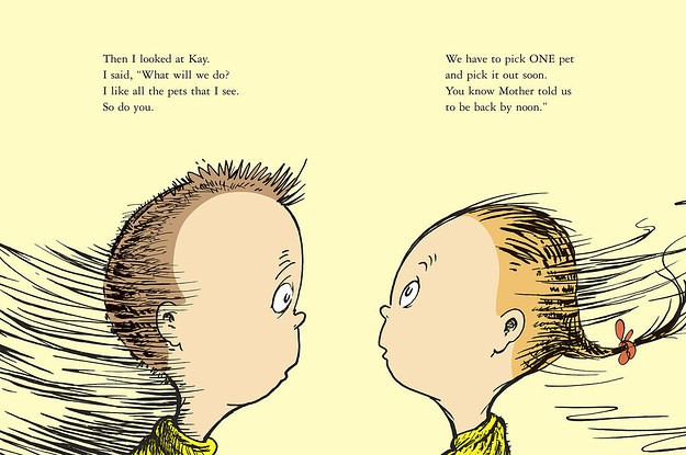 Here's An Exclusive First Look At The New Dr. Seuss Book