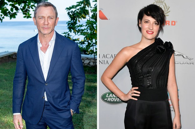 The Way Daniel Craig Had Phoebe Waller-Bridge's Back During This Interview Deserves Some Recognition