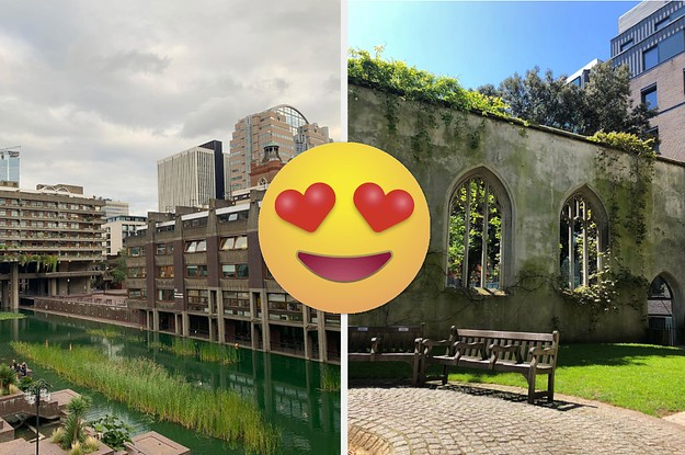 18 Hidden Places You Won't Believe Are Actually In London