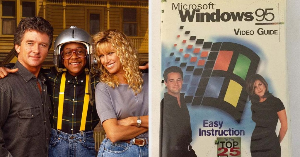 40 Pictures That Perfectly Capture What A Ridiculous Time The '90s Were
