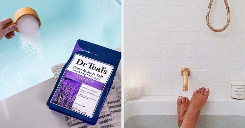 20 Bath Products From Amazon That People Actually Swear By