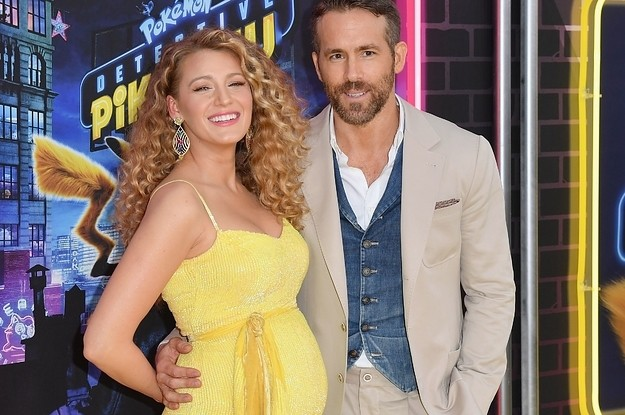 Blake Lively And Ryan Reynolds Have Reportedly Welcomed Their Third Child