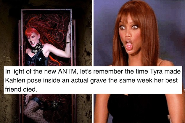 "18 Reasons Why ""America's Next Top Model"" Was Seriously Problematic"