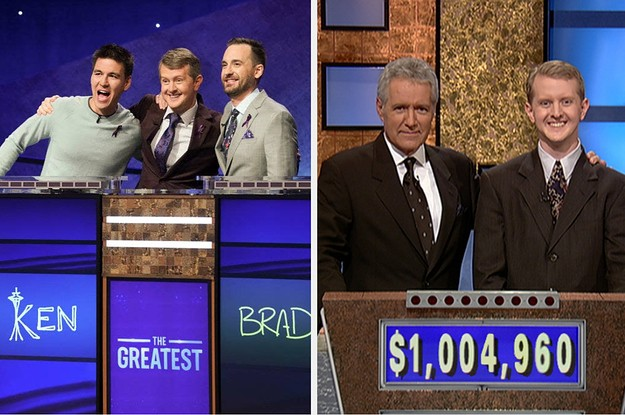 """15 Facts About The """"Jeopardy!: The Greatest Of All Time"""" Tournament Contestants"""
