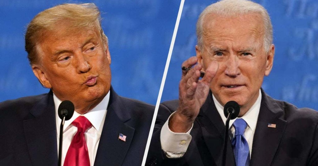 Trump's Final Campaign Strategy Is To Spread A Bunch Of Misinformation About Joe Biden, His Son, And Ukraine