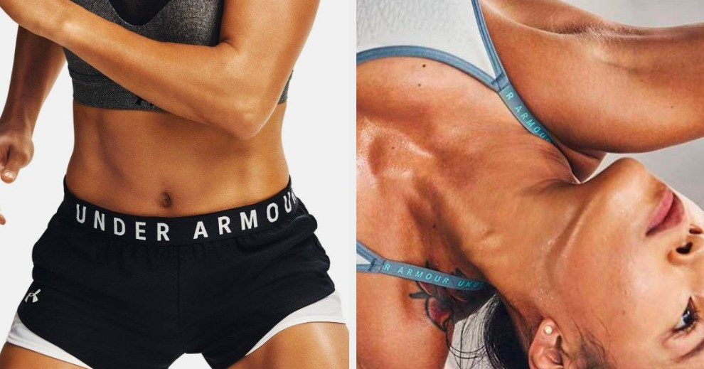 It's A Good Time To Stock Up On Workout Clothes, Because Everything Is 25% Off At Under Armour