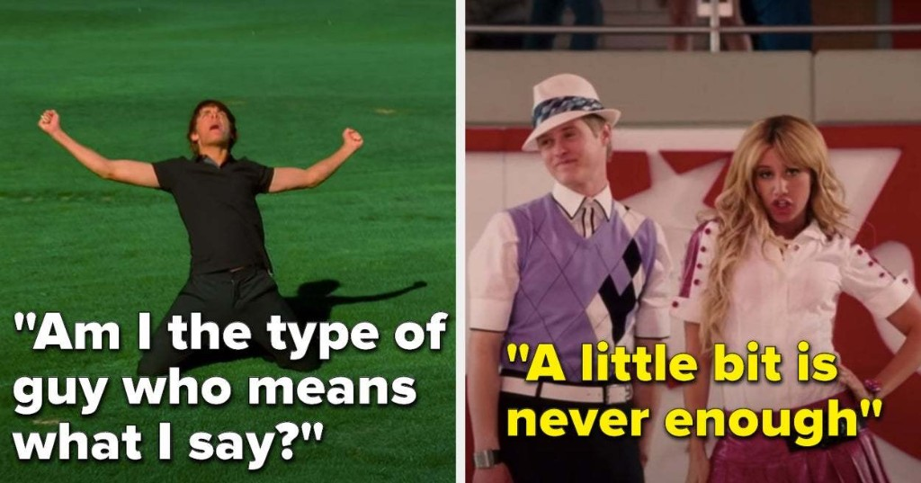 "30 Lyrics From ""High School Musical"" Songs That, Honestly, Hit Home"