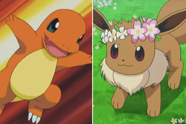 Everyone Has A Pokémon Type That Matches Their Personality — Here's Yours