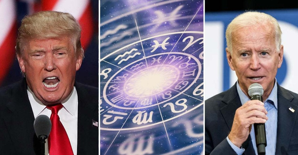 Astrologers Revealed What They Think Will Happen With The Presidential Election, And I'm So Unsettled