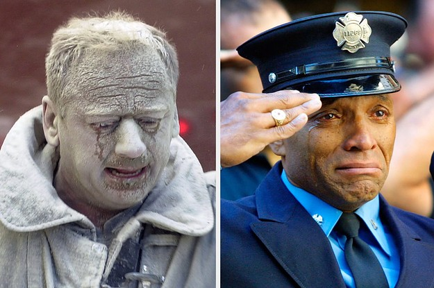 These Harrowing Photos Show The Brave 9/11 First Responders In Action