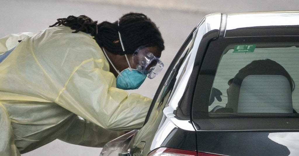 Doctors Are Concerned That Black Communities Might Not Be Getting Access To Coronavirus Tests