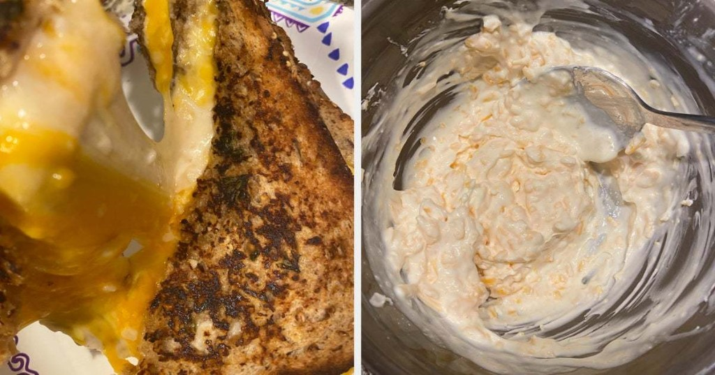 I Tried Disney World's Grilled Cheese Recipe And It Is Too Delicious For Words