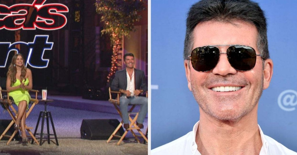 Simon Cowell Is In The Hospital After Falling Off An Electric Bike In California And Breaking His Back