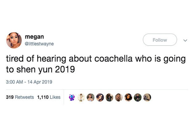 17 Hilarious Tweets About Coachella That'll Make You Laugh Way Harder Than You Should
