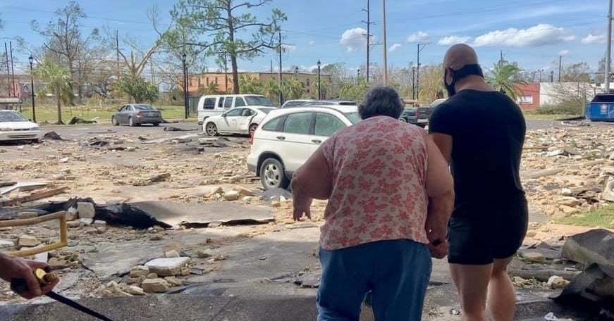 These Seniors Were Left Behind When Hurricane Laura Hit. No One Claimed Responsibility.