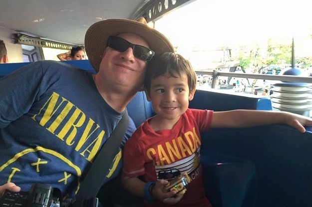 Someone Called The Cops On This Toronto Dad Because His Son Has Darker Skin