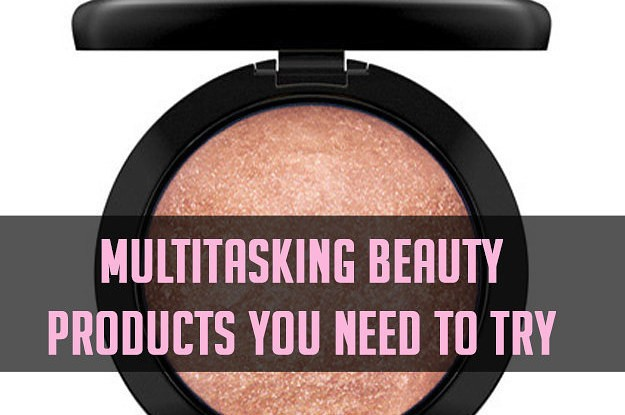 18 Multitasking Beauty Products You Definitely Need To Try