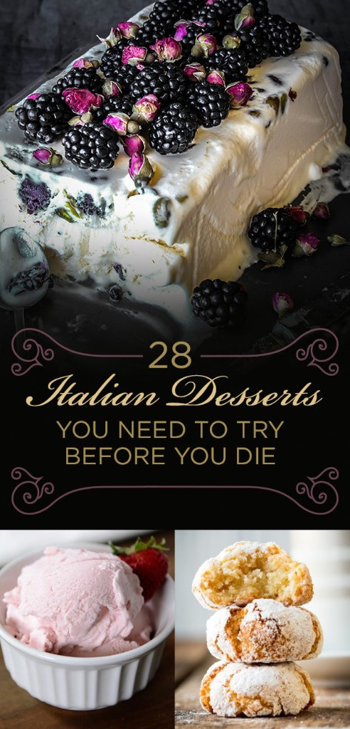 Dessert - Magazine cover