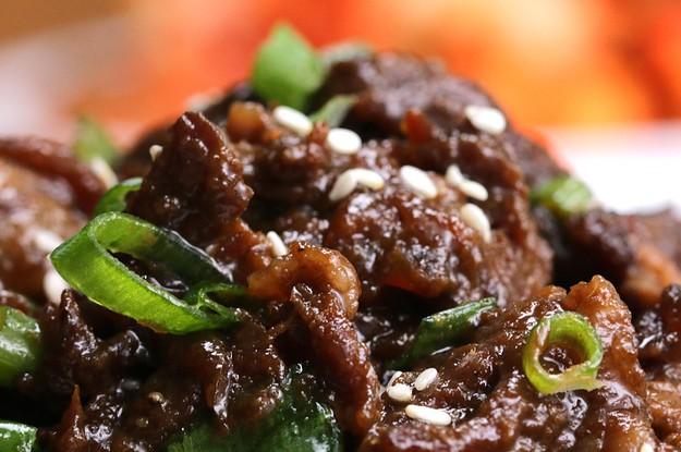 Korean-Style BBQ Beef (Bulgogi)