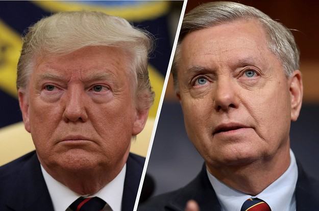 Trump Needs Republicans As The Impeachment Inquiry Continues, But They're Furious About Syria