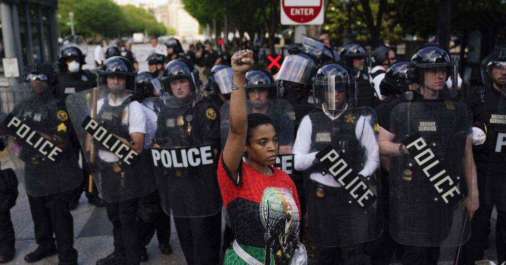 Protests Against Police Brutality Are Once Again Sweeping The Country