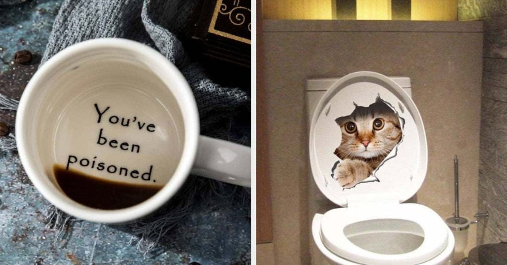27 Funny Gifts To Give Your Friends To Make Them Laugh