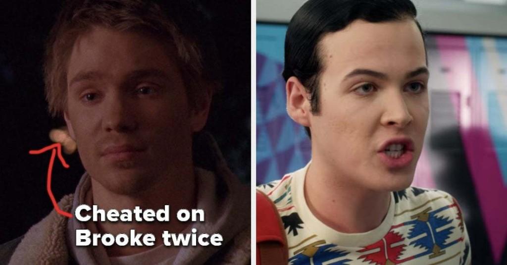 18 Teen Drama TV Boyfriends People Really, Really Hate