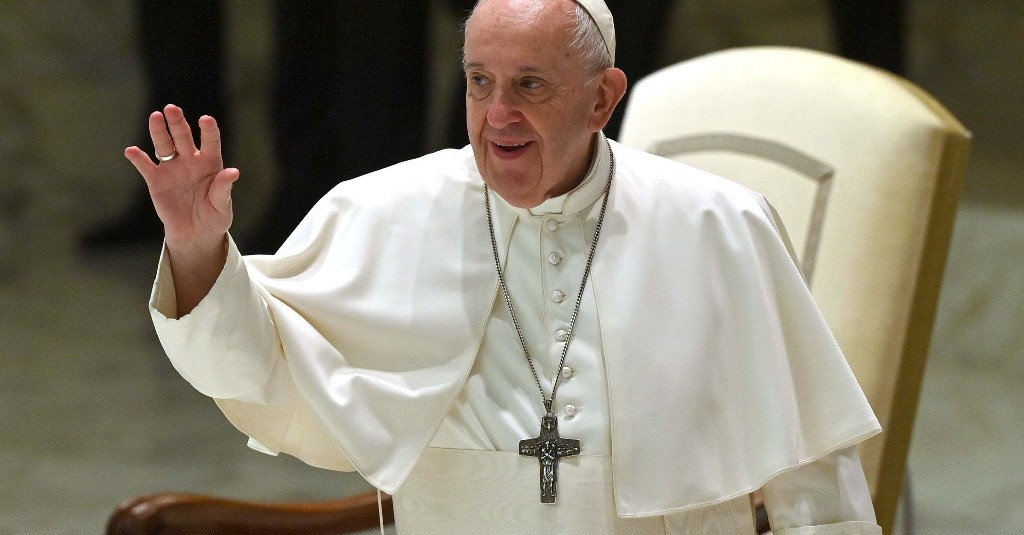 Pope Francis Said He Supports Civil Unions For Same-Sex Couples