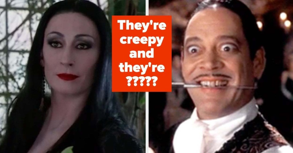"""How Well Do You Remember """"The Addams Family"""" Theme Song?"""