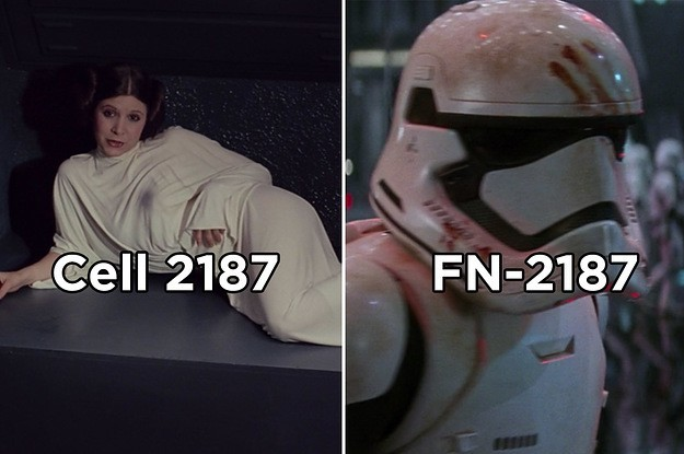 "21 ""Star Wars"" Easter Eggs You Might Not Have Noticed The First Time Around"