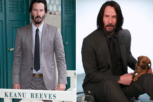 19 Of The Most Iconic Keanu Reeves Moments Of The Last Decade