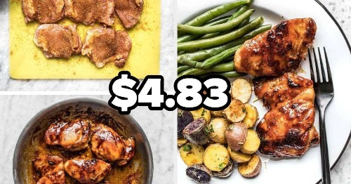 7 Easy Dinners To Make This Week (All Under $10)