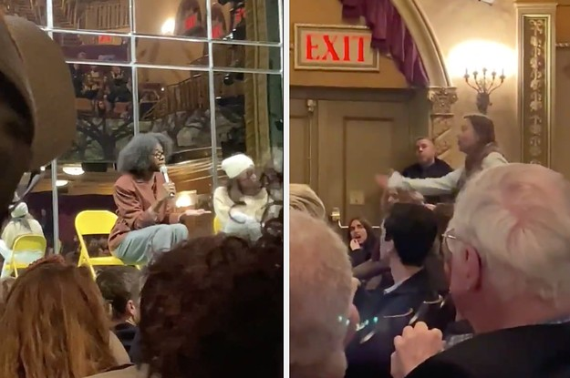 """A White Woman Interrupted A """"Slave Play"""" Q&A To Call Its Black Playwright Racist"""