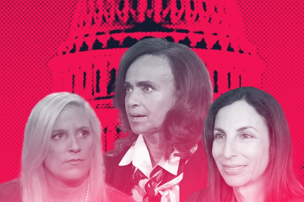 These Women Brought Members Of Congress Down, And Suffered For It. A Year Later, They Say It Was Worth It.