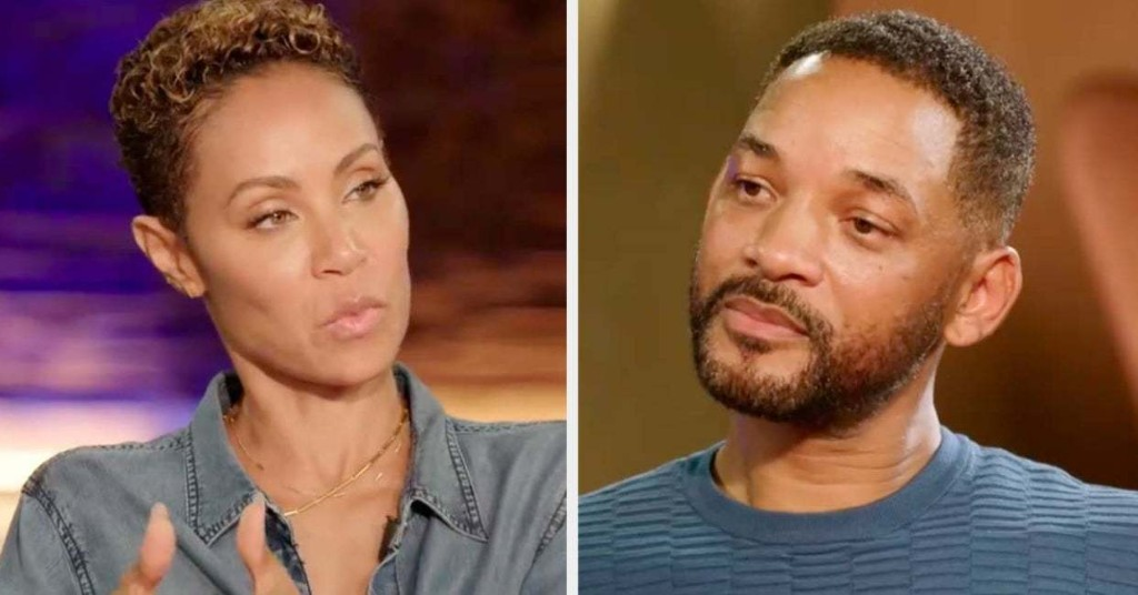 Jada Pinkett Smith And Will Smith Addressed All The Rumors About Their Marriage And Revealed That They Briefly Separated