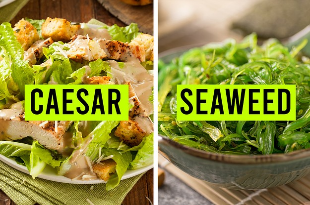Only People Obsessed With Salad Will Get 19/26 On This Quiz